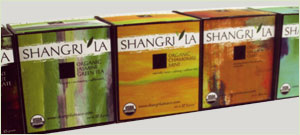 complete hot tea service, iced tea service, tea supplies, hot tea, iced tea, mighty leaf tea, shangri-la iced tea
